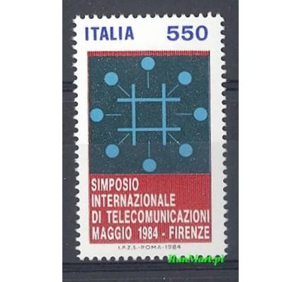 Włochy 1984 Mi 1888 Czyste **