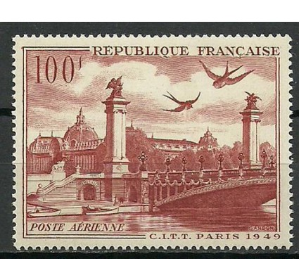 Znaczek Francja 1949 Mi 856 Czyste **