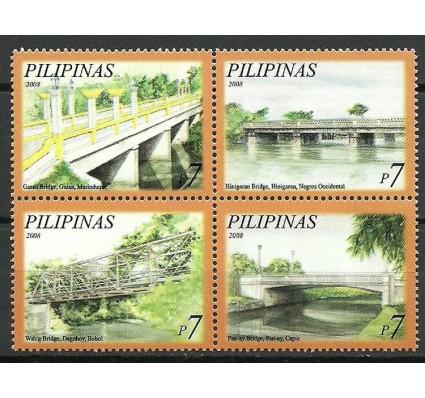 Znaczek Filipiny 2008 Mi 4058-4061 Czyste **