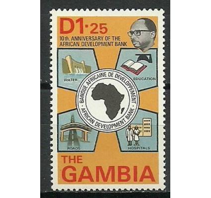 Znaczek Gambia 1975 Mi 312 Czyste **