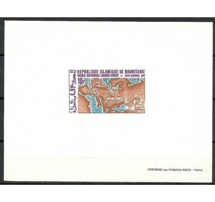 Znaczek Mauretania 1969 Mi lx376B Czyste **