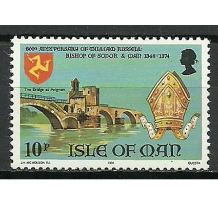 Znaczek Wyspa Man 1974 Mi 47 Czyste **