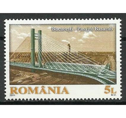 Znaczek Rumunia 2011 Mi 6536 Czyste **