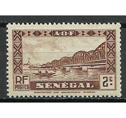 Znaczek Senegal 1935 Mi 119 Czyste **