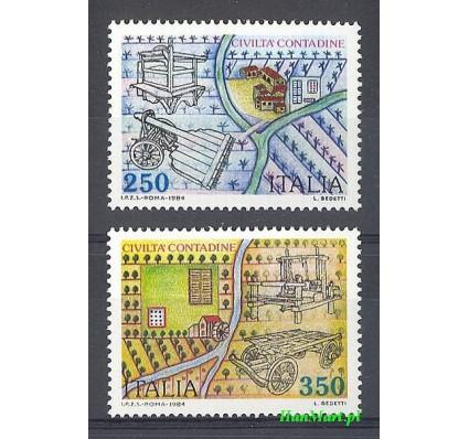 Znaczek Włochy 1984 Mi 1896-1897 Czyste **