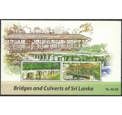 Znaczek Sri Lanka 2011 Mi bl 124 Czyste **