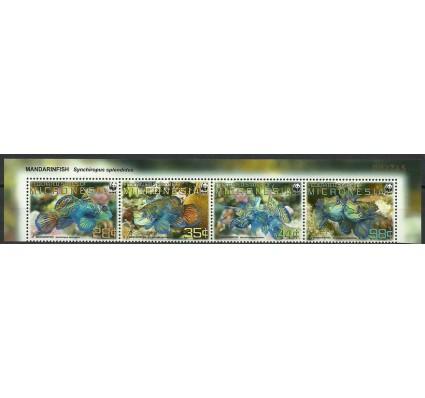 Znaczek Mikronezja 2009 Mi 2052-2055 Czyste **
