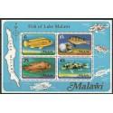 Malawi 1977 Mi bl 49 Czyste **