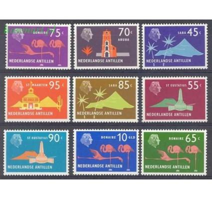 Antyle Holenderskie 1973 Mi 254-262 Czyste **