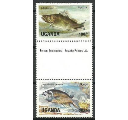 Znaczek Uganda 1985 Mi 418+419 Czyste **