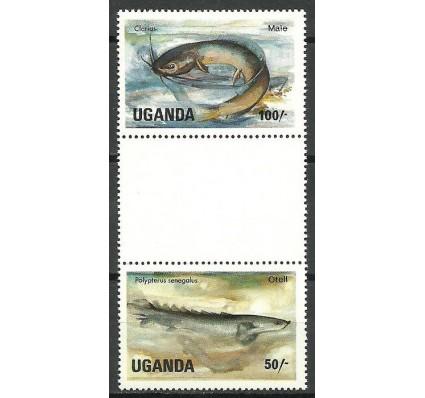 Znaczek Uganda 1985 Mi 414+415 Czyste **