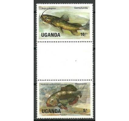 Znaczek Uganda 1985 Mi 412+413 Czyste **