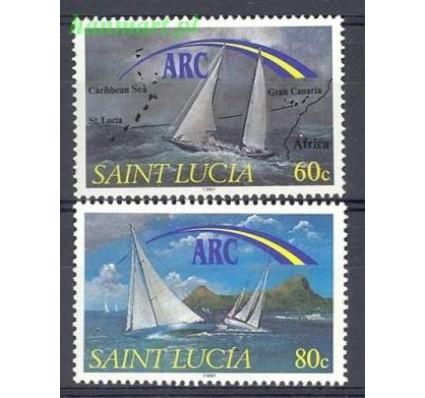 Saint Lucia 1991 Mi 999-1000 Czyste **