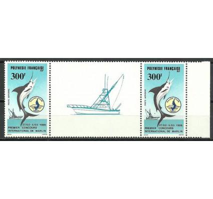 Znaczek Polinezja Francuska 1986 Mi 448 Czyste **