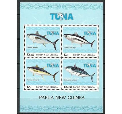 Znaczek Papua Nowa Gwinea 2016 Mi ark 2162-2165 Czyste **