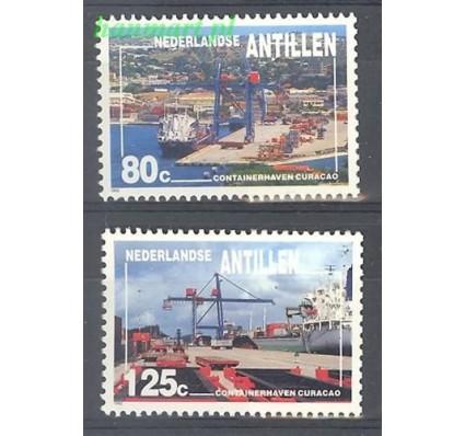 Antyle Holenderskie 1992 Mi 752-753 Czyste **