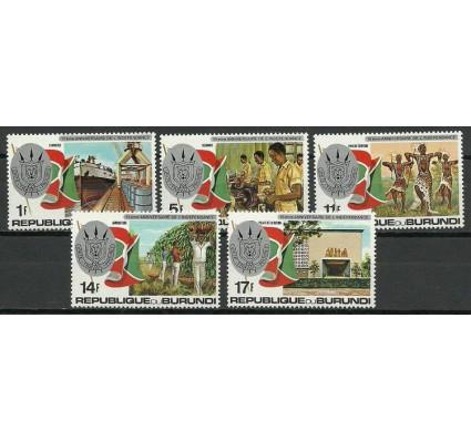 Znaczek Burundi 1977 Mi 1451-1455 Czyste **