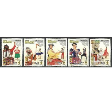 Znaczek Boliwia 2012 Mi 1891-1895 Czyste **