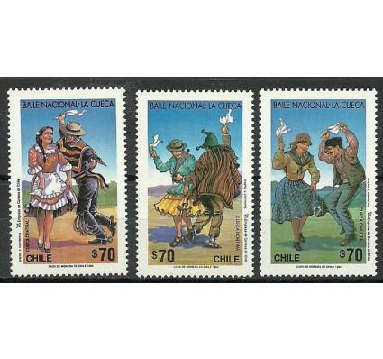 Znaczek Chile 1993 Mi 1567-1569 Czyste **