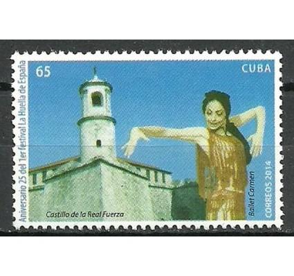 Znaczek Kuba 2014 Mi 5831 Czyste **
