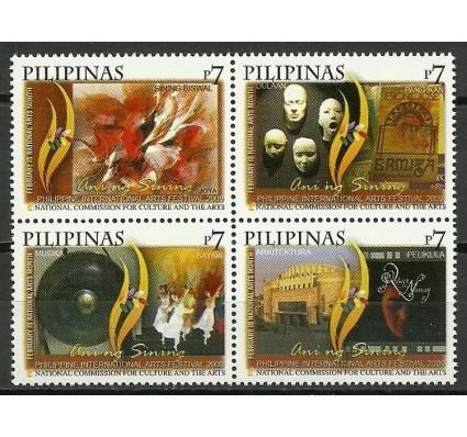 Znaczek Filipiny 2009 Mi 4175-4178 Czyste **