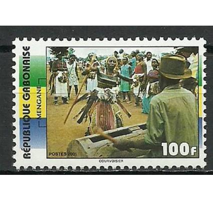 Znaczek Gabon 2001 Mi 1655 Czyste **