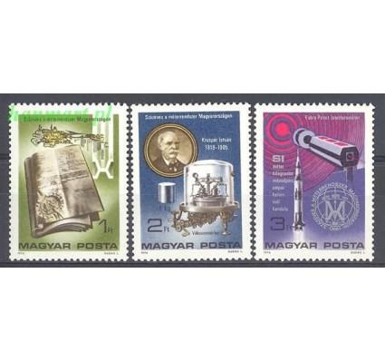 Węgry 1976 Mi 3115-3117 Czyste **