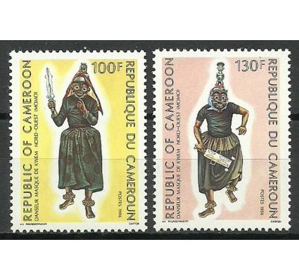 Znaczek Kamerun 1986 Mi 1131-1132 Czyste **
