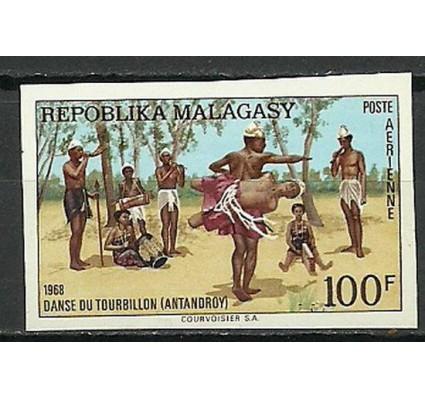Znaczek Madagaskar 1968 Mi 593B Czyste **