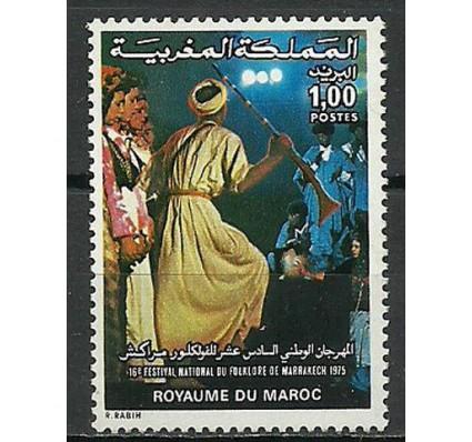 Znaczek Maroko 1975 Mi 807 Czyste **