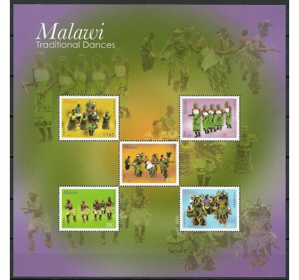 Znaczek Malawi 2013 Mi bl 101 Czyste **