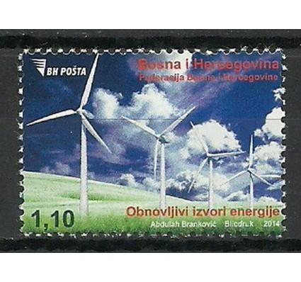 Znaczek Bośnia i Hercegowina 2014 Mi 645 Czyste **