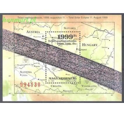 Znaczek Węgry 1999 Mi bl 247 Czyste **