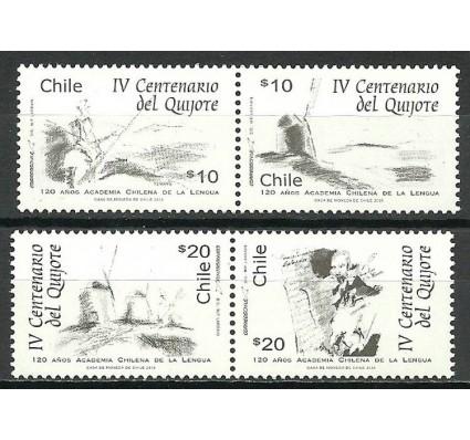 Znaczek Chile 2005 Mi 2122-2125 Czyste **