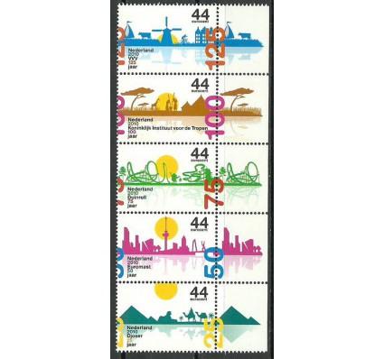 Znaczek Holandia 2010 Mi 2737-2741 Czyste **