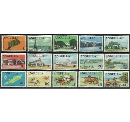 Znaczek Anguilla 1967 Mi 17-31 Z podlepką *