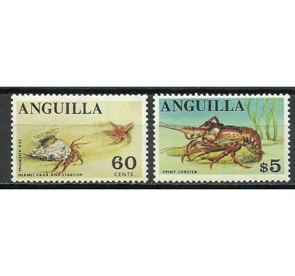 Znaczek Anguilla 1967 Mi 28+31 Czyste **