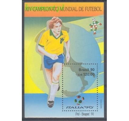 Znaczek Brazylia 1990 Mi bl 84 Czyste **