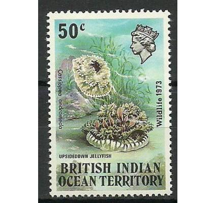 Znaczek Brytyjskie Terytorium Oceanu Indyjskiego 1973 Mi 54 Czyste **