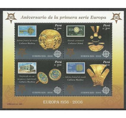 Znaczek Peru 2005 Mi bl 32 Czyste **