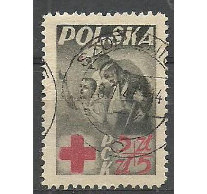 Znaczek Polska 1947 Mi 471 Fi 428 Stemplowane