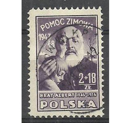 Znaczek Polska 1947 Mi 478 Fi 443 Stemplowane