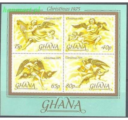Ghana 1975 Mi bl 63 Czyste **