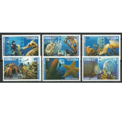 Znaczek Kuba 2010 Mi 5355-5360 Czyste **