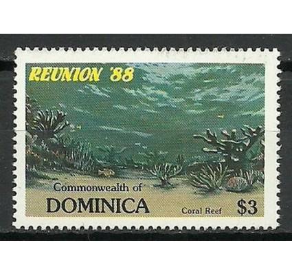 Znaczek Dominika 1988 Mi 1091 Czyste **