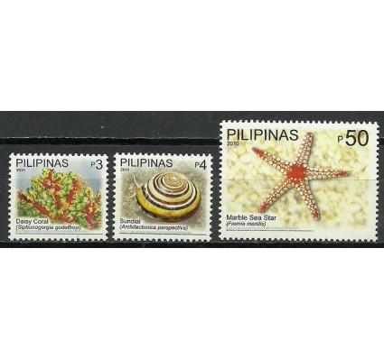 Znaczek Filipiny 2010 Mi 4348+4349+4359 Czyste **