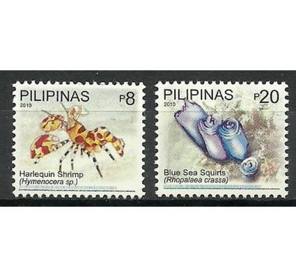 Znaczek Filipiny 2010 Mi 4352+4356 Czyste **