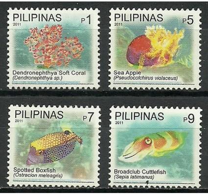 Znaczek Filipiny 2011 Mi 4548-4551 Czyste **