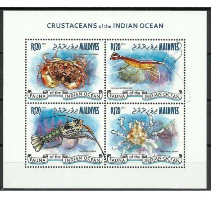 Znaczek Malediwy 2014 Mi ark 5153-5156 Czyste **