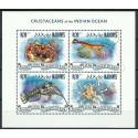 Malediwy 2014 Mi ark 5153-5156 Czyste **